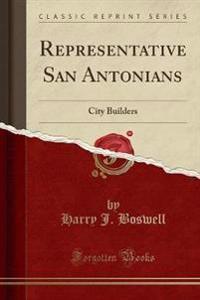 Representative San Antonians