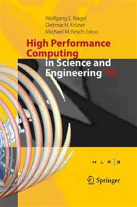 High Performance Computing in Science and Engineering '15