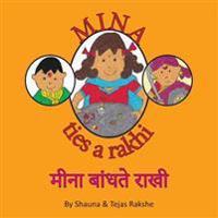 Mina Ties a Rakhi: Mina Bandhate Rakhi