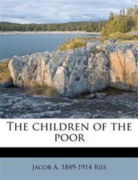 The children of the poor
