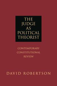 Judge as Political Theorist