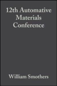 12th Automative Materials Conference