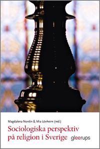 Sociologiska perspektiv på religion i Sverige