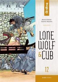 Lone Wolf & Cub Omnibus 12