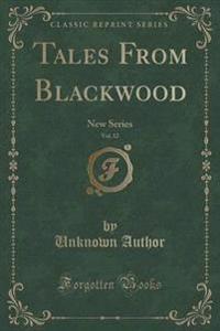Tales from Blackwood, Vol. 12