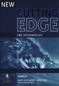 New cutting edge pre-intermediate workbook no key