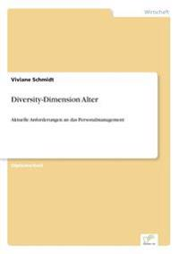 Diversity-Dimension Alter