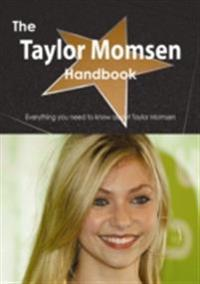 Taylor Momsen Handbook - Everything you need to know about Taylor Momsen