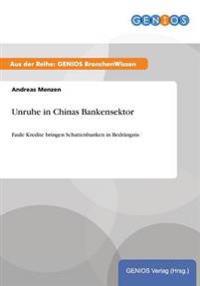 Unruhe in Chinas Bankensektor