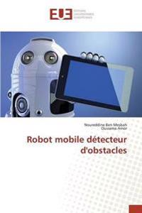 Robot Mobile Detecteur D'Obstacles