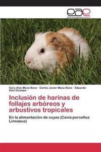 Inclusion de Harinas de Follajes Arboreos y Arbustivos Tropicales