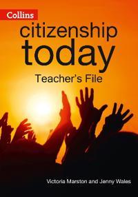 Collins Citizenship Today - Edexcel GCSE Citizenship Teacher's File 4th Edition