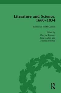 Literature and Science, 1660-1834