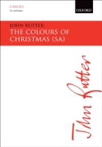 Colours of Christmas: SA vocal score