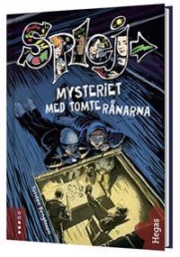 Mysteriet med tomterånarna (Bok+CD)