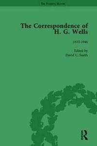 The Correspondence of H G Wells
