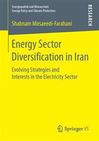Energy Sector Diversification in Iran