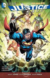 Justice League: the New 54