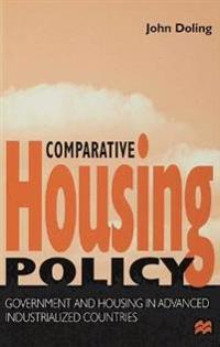 Comparative Housing Policy