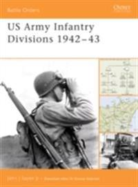 US Army Infantry Divisions 1942 43