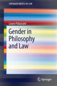 Gender in Philosophy and Law