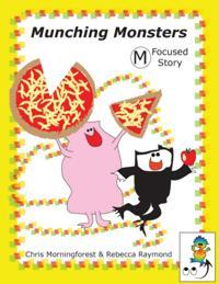 Munching Monsters - M Focused Story