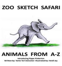 Zoo Sketch Safari
