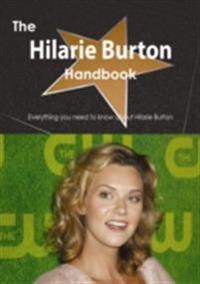 Hilarie Burton Handbook - Everything you need to know about Hilarie Burton