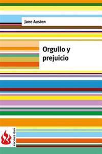 Orgullo y Prejuicio: (Low Cost). Edicion Limitada
