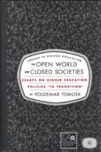 Open World and Closed Societies