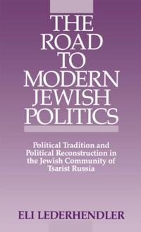 Road to Modern Jewish Politics