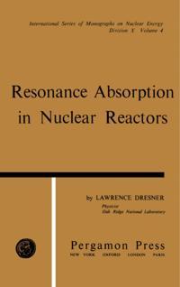 Resonance Absorption in Nuclear Reactors