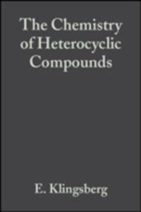 Chemistry of Heterocyclic Compounds, Pyridine and Its Derivatives