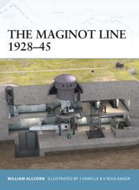 Maginot Line 1928 45