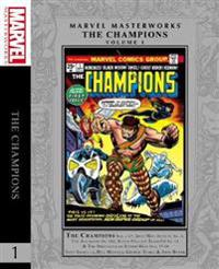 Marvel Masterworks The Champions 1