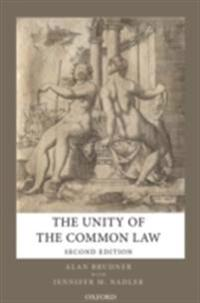 Unity of the Common Law