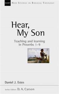 Hear, My Son