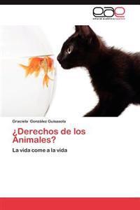 Derechos de Los Animales?