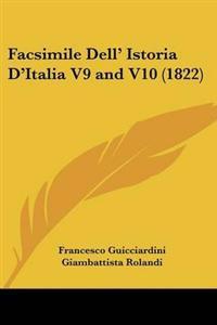 Facsimile Dell' Istoria D'italia