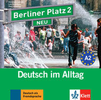 Berliner Platz 2 NEU - 2 Audio-CDs zum Lehrbuchteil