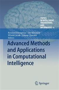 Advanced Methods and Applications in Computational Intelligence