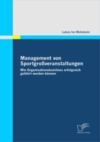 Management von Sportgroveranstaltungen