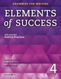 Elements of Success, Level 4