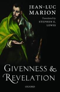 Givenness and Revelation