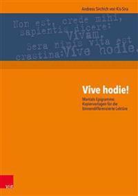 Vive Hodie!: Martials Epigramme. Kopiervorlagen Fur Die Binnendifferenzierte Lekture