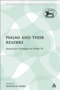 Psalms and their Readers