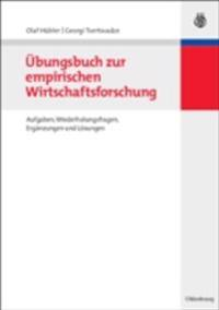 Ubungsbuch zur empirischen Wirtschaftsforschung