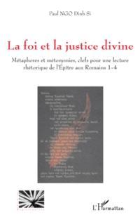 La foi et la justice divine - metaphores et metonymies, clef