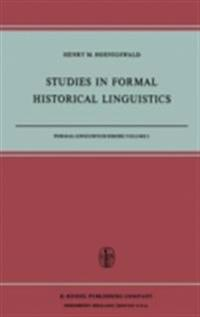 Studies in Formal Historical Linguistics