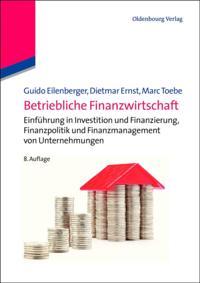 Betriebliche Finanzwirtschaft